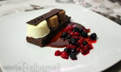 Lingote tres chocolates