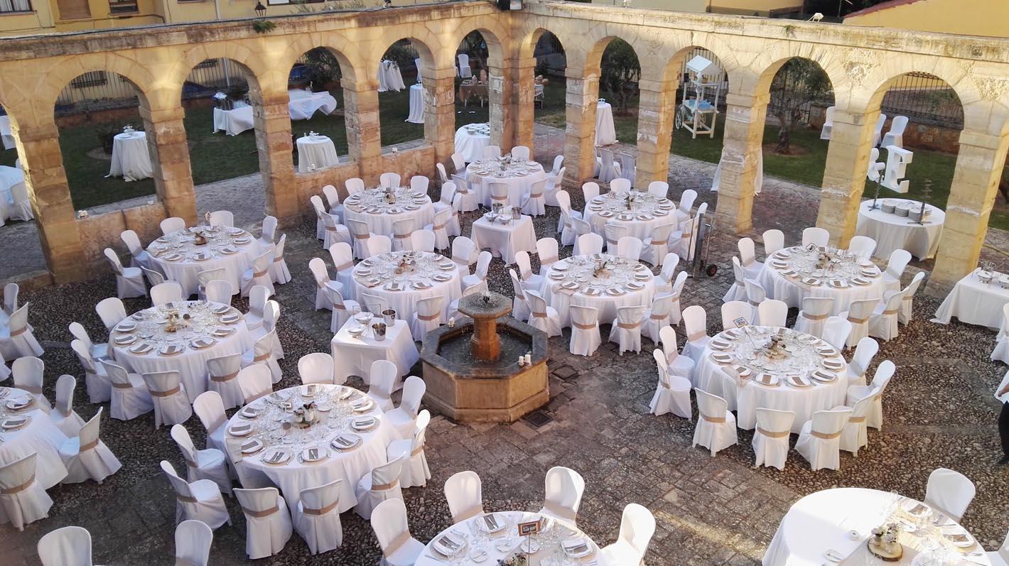 Catering para la celebración de bodas | Catering Rabanal Madrid