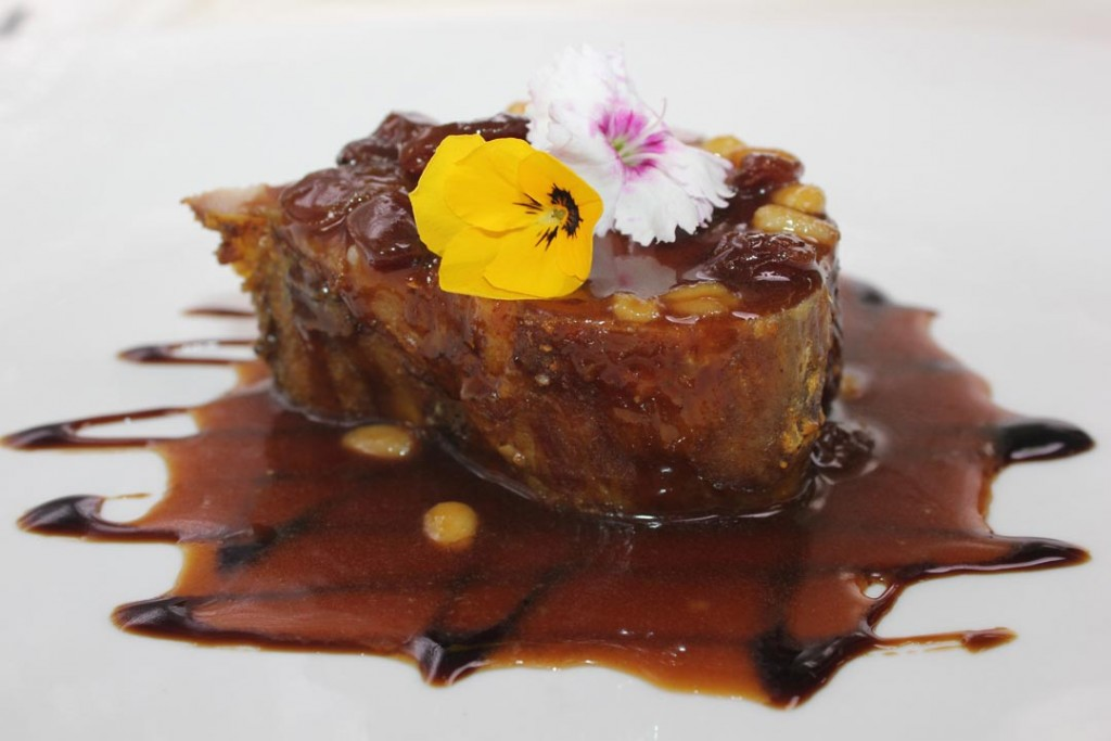 catering rabanal menu
