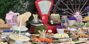Buffet quesos