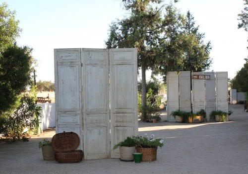 Jardines de Morante - La Roca (Badajoz)