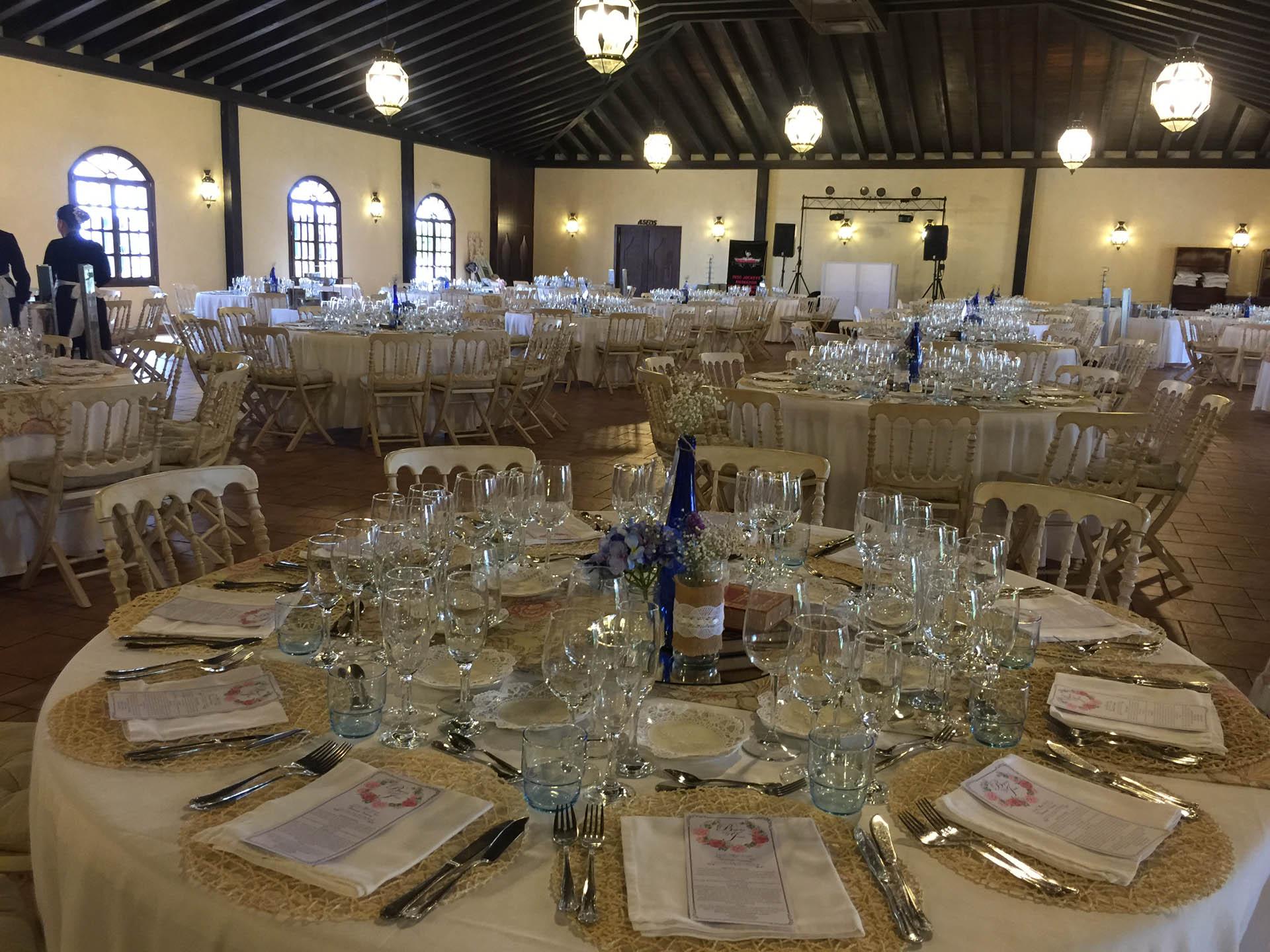 fincas para bodas en Sevilla