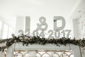 Estilo de boda urbano