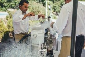 bebidas para bodas
