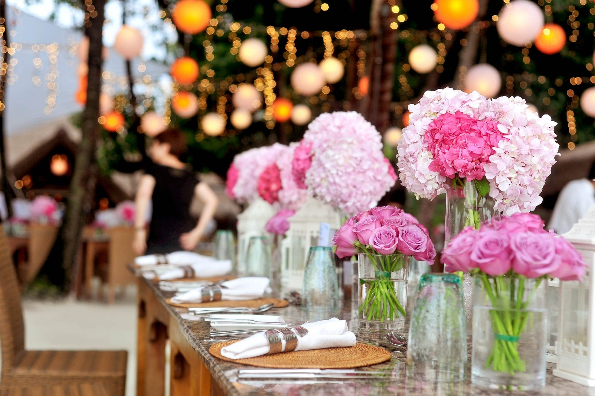 catering de bodas en Sevilla