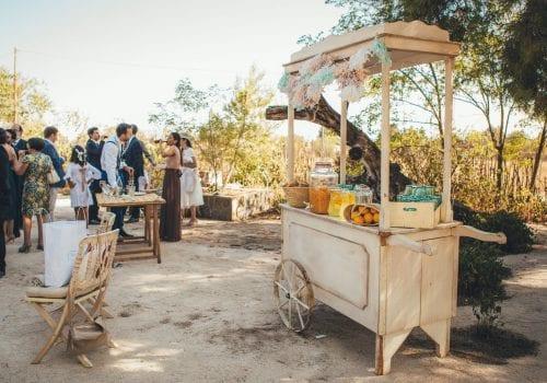 Decoración para bodas en Sevilla