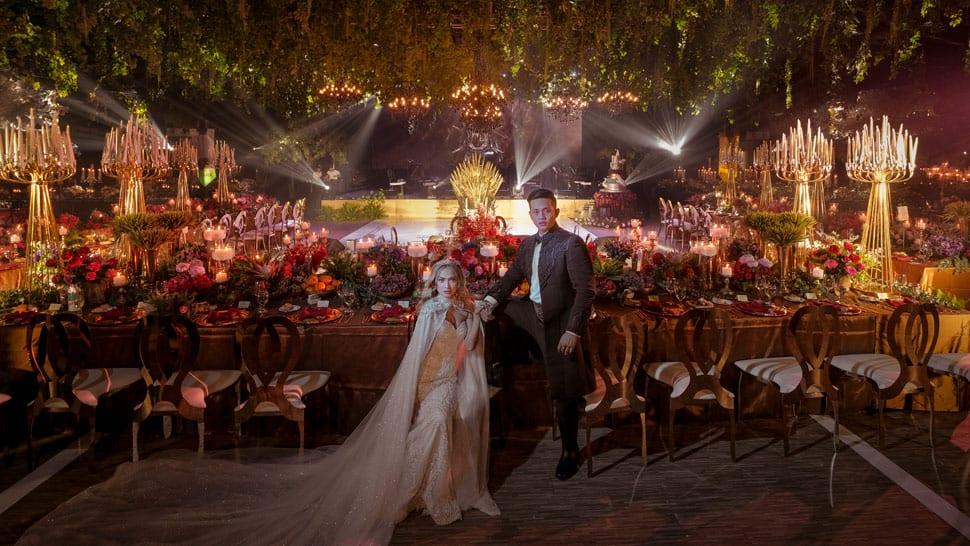 bodas tematicas medieval