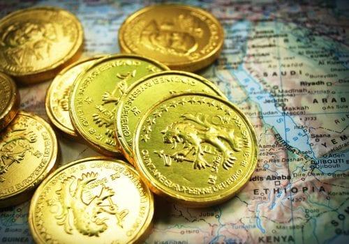 Tradición de las trece monedas de oro en las bodas