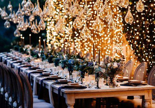 bombillas para boda