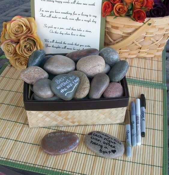 piedras de firmas