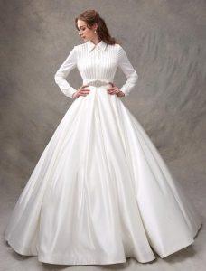traje de novia camisa