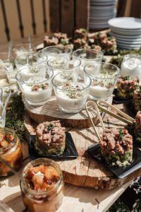 Atún (tartar, tataki, sashimi...)