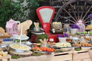 Bodegón de quesos con más de 15 variedades de distinta nacionalidad