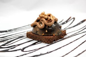 Coulant brownie